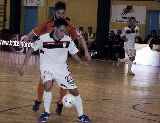 Burela FS - Santiago Futsal: derbi inédito de objetivos dispares