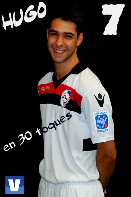 Santiago Futsal: Hugo en 30 toques