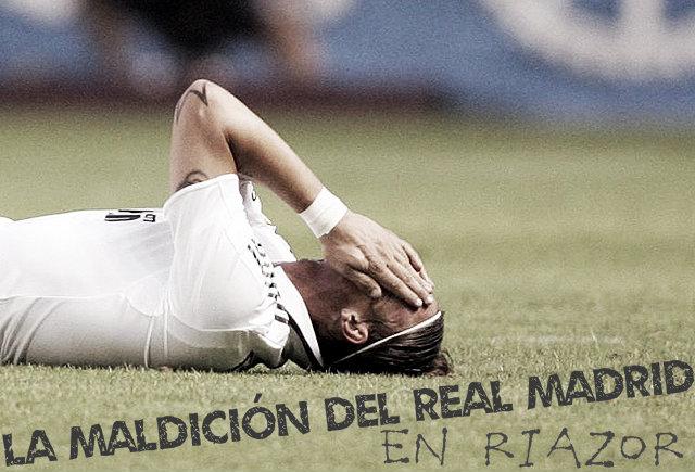 La maldición del Real Madrid en Riazor