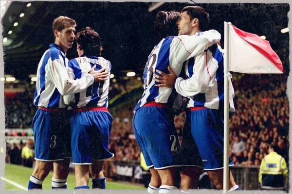 Hoy hace 11 años… Manchester 2-3 Deportivo