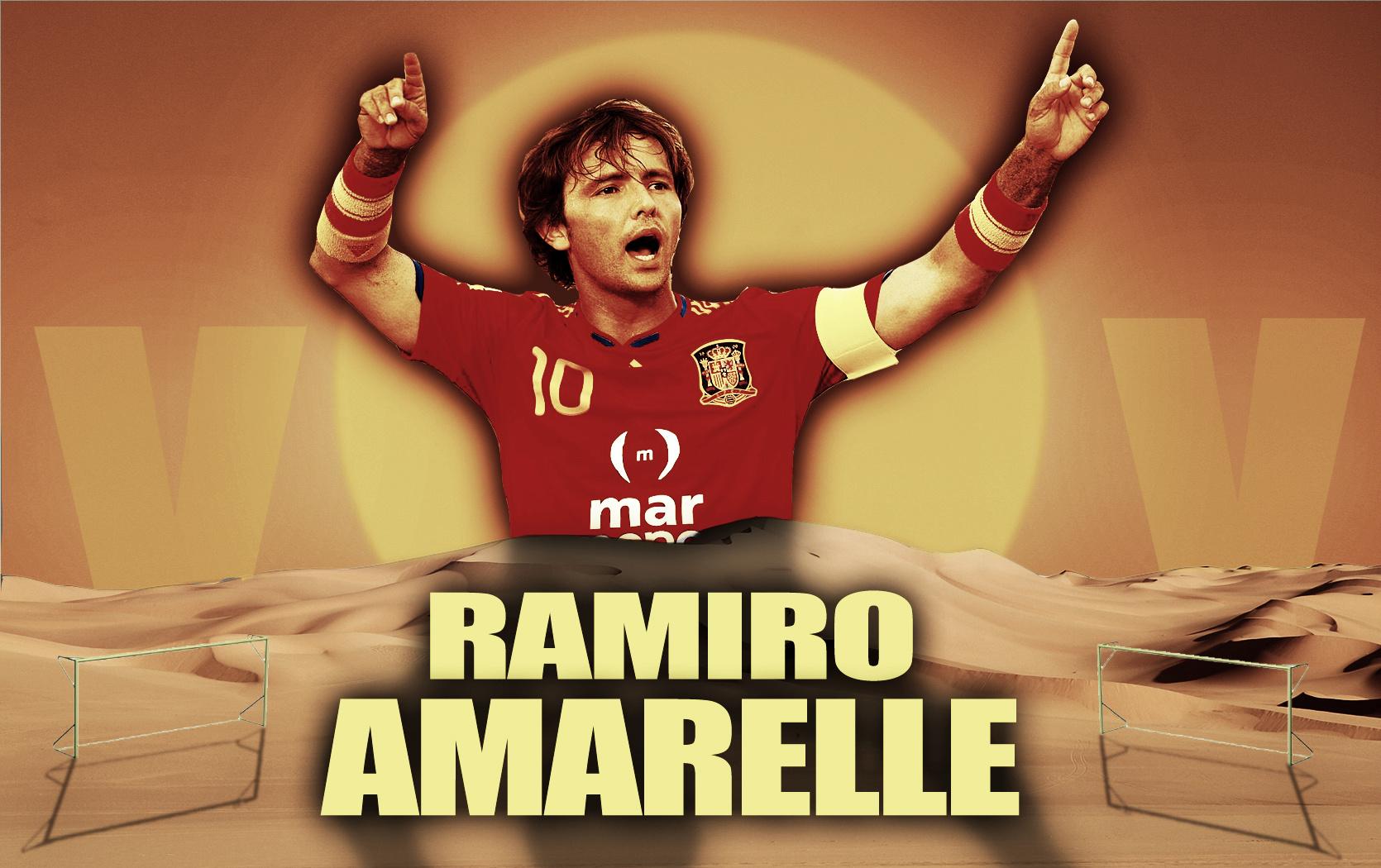 Ramiro Amarelle en 30 toques
