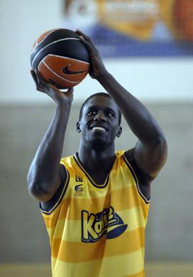 Sitapha Savané, nuevo jugador de la Penya