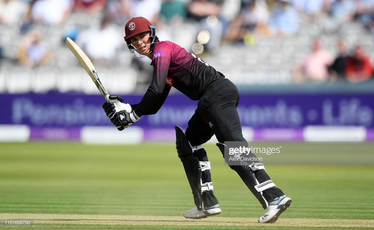 Four players to watch in the 2019 Vitality T20 Blast