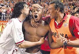 Sevilla F.C., regreso al pasado: 2003/2004