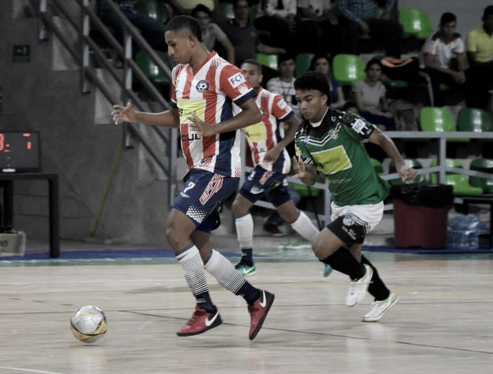 La Liga Argos Futsal 2018-II se puso al día