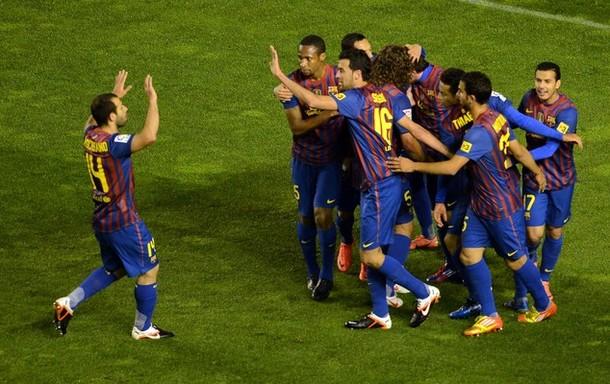 Barça a valanga: 7 gol al Rayo Vallecano