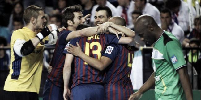 FC Barcelona 4-1 Inter Movistar: El Barça, en otra final