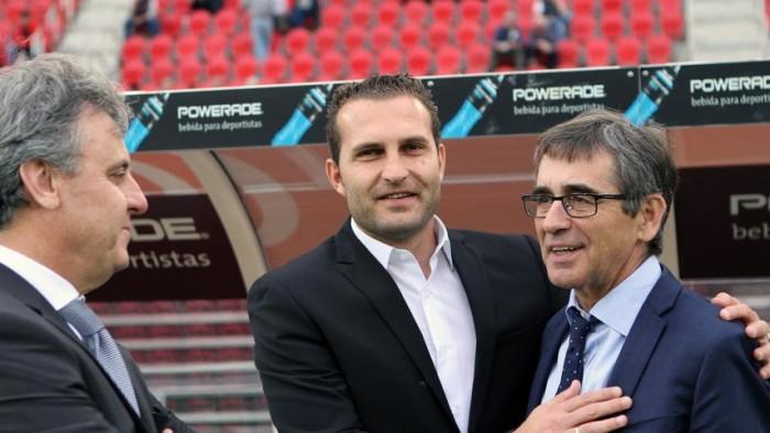 """Rubén Baraja: """"El equipo ha llegado hasta donde ha podido"""""""