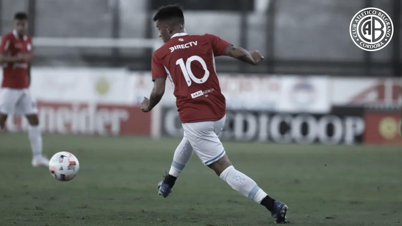 Belgrano perdió de visitante ante Chacarita