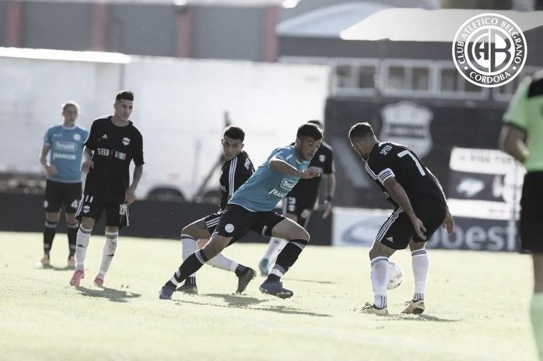 El equipo de Guillermo Farré rescató un empate