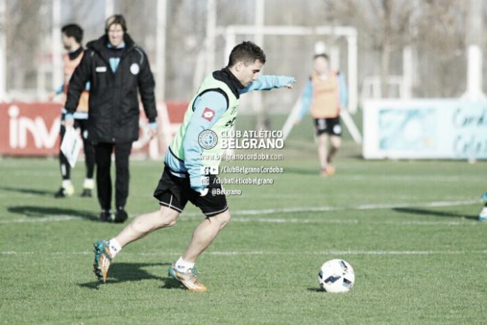 """Mariano Barbieri: """"Es un paso muy importante en mi carrera"""""""
