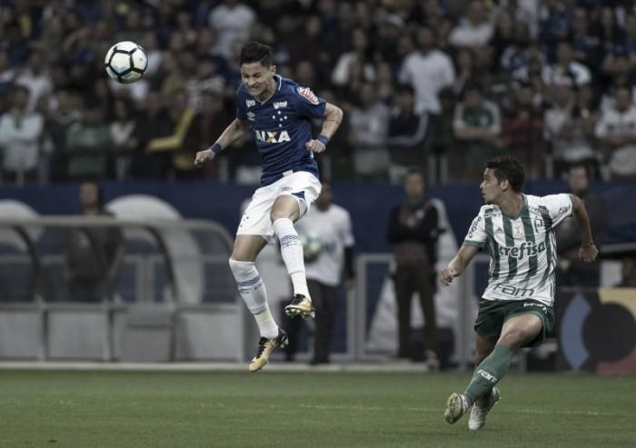 Cruzeiro busca empate no fim e garante classificação às semifinais