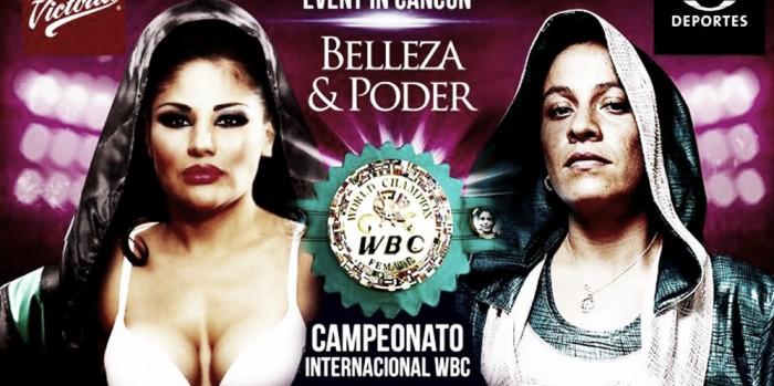 Mariana Juárez e Irma García van por victoria en Cancún