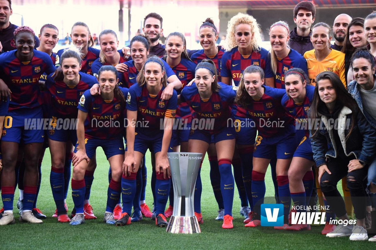 FC Barcelona's UWCL journey to the quarter-finals
