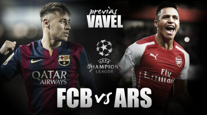 Arsenal - Barcelona Preview: Clash of titans in Champions League
