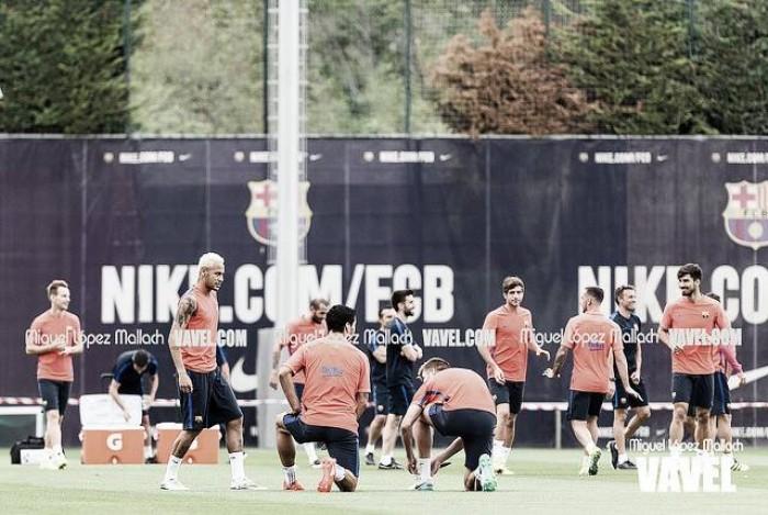 El rival: FC Barcelona, un equipo estelar