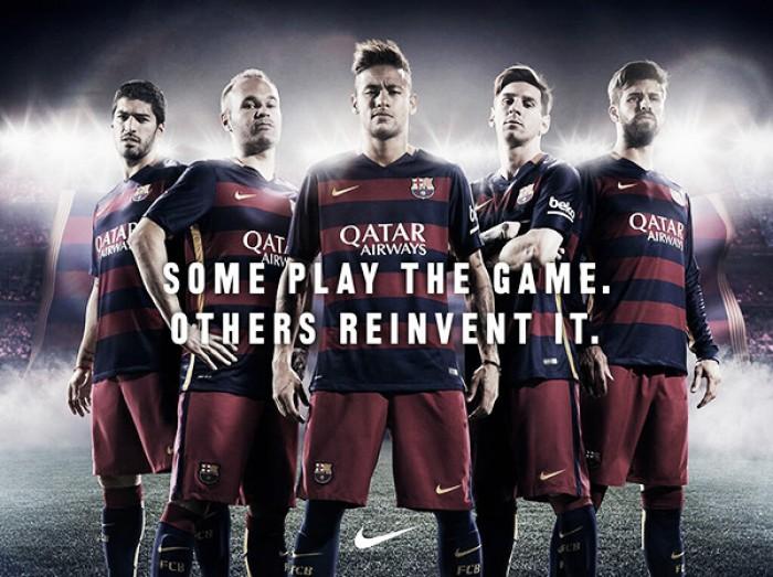 Barcelona confirma renovação com Nike e agora detém a camisa mais cara do futebol mundial
