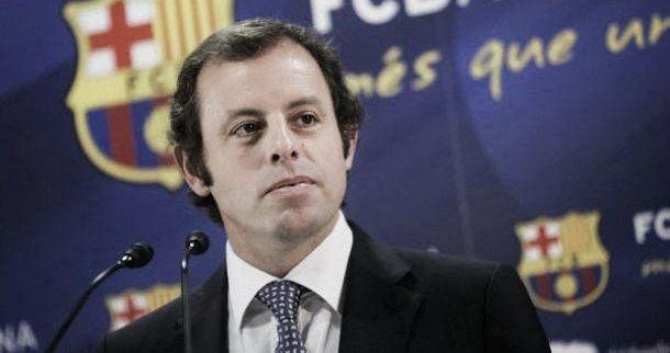 Il presidente del Barcellona presenta le dimissioni