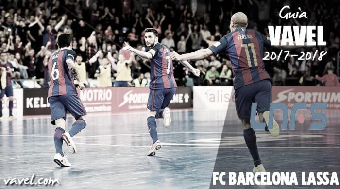 Guía VAVEL Barça Lassa 2017/18: volver a la cima