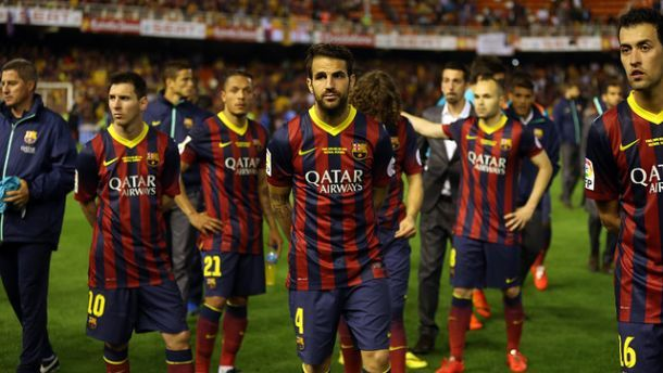 Live Liga BBVA : le match FC Barcelone vs Getafe en direct