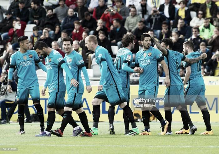 Liga BBVA: Barcelona aumenta para nove pontos a liderança