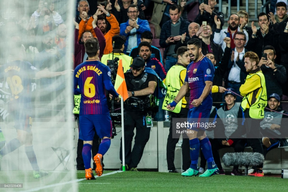 Barcelona 4-1 Roma: Barca in the ascendancy heading into the second-leg