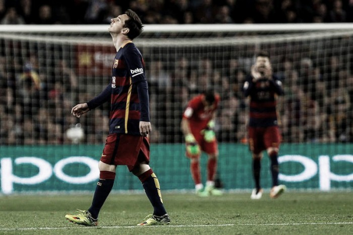 Barça, crisi e panico