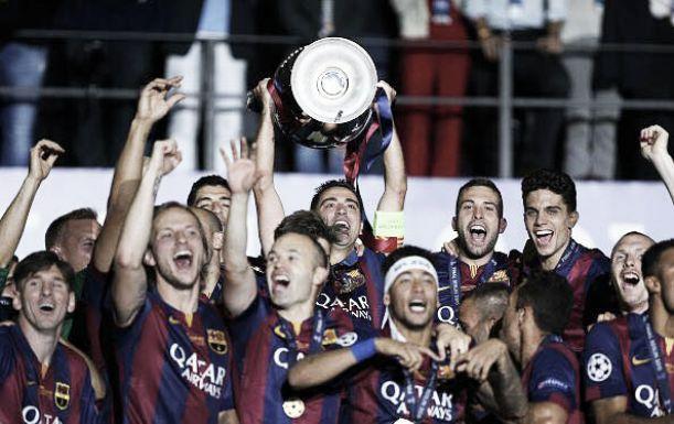 Barcelona confirmed as Champions League winners