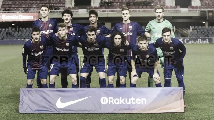 Ojeando al rival: FC Barcelona B, un filial en caída