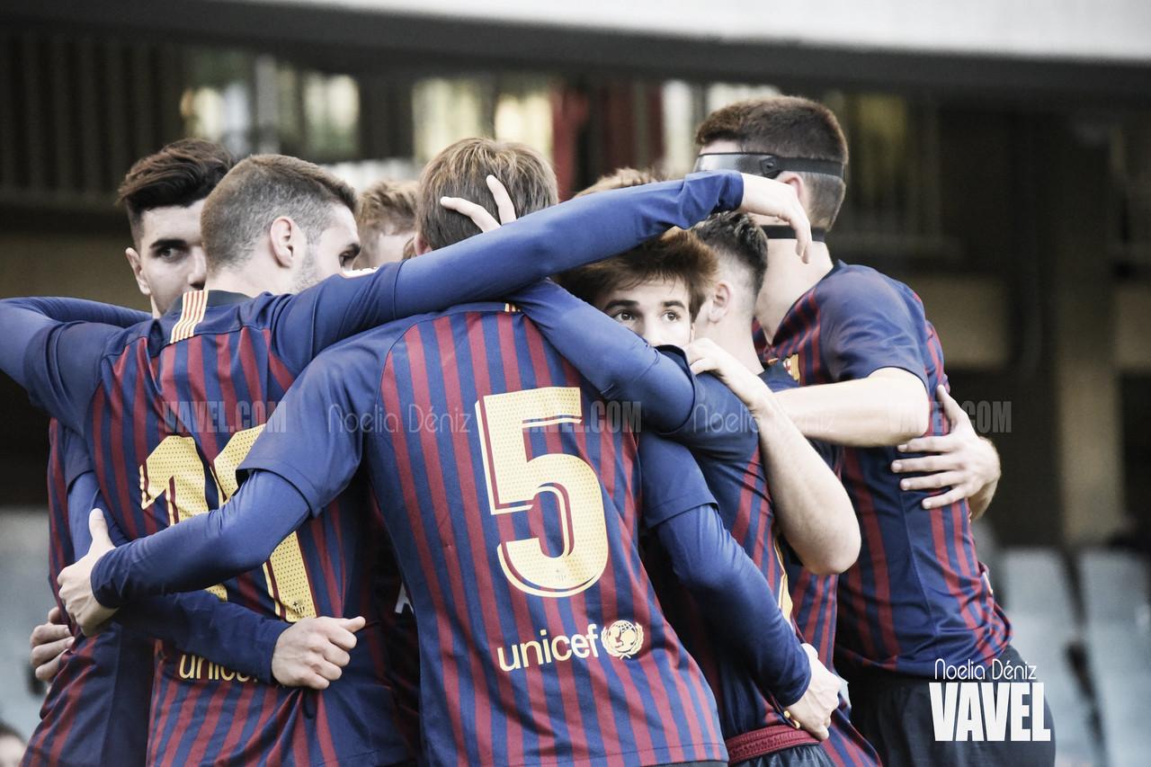 Resumen CD Teruel vs. FC Barcelona 'B'(1-0)