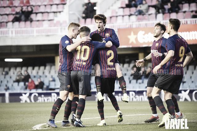 Resumen de la temporada 2018/19 del FC Barcelona B: con la miel en los labios
