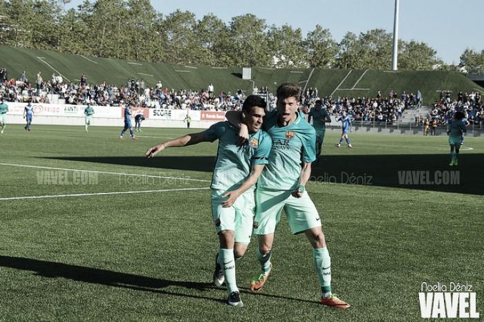 Marc Cardona y Dani Romera, garantía de gol