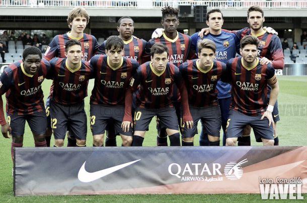 El Barça B quiere romper el récord de Luis Enrique