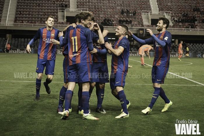 Barça B, mecanografía de un sueño