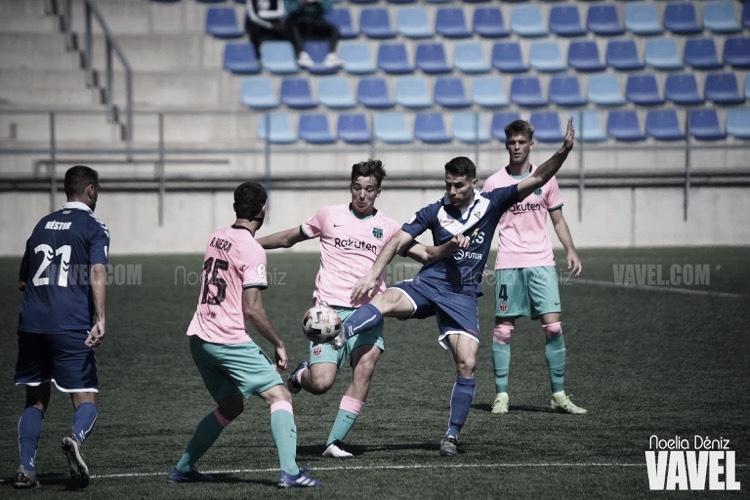 Empate a nada contra el Badalona (0-0)
