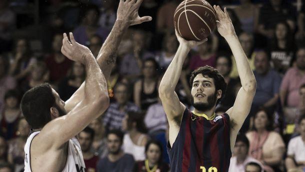 El Barça se impone a la propuesta intensa y eléctrica de Pesic