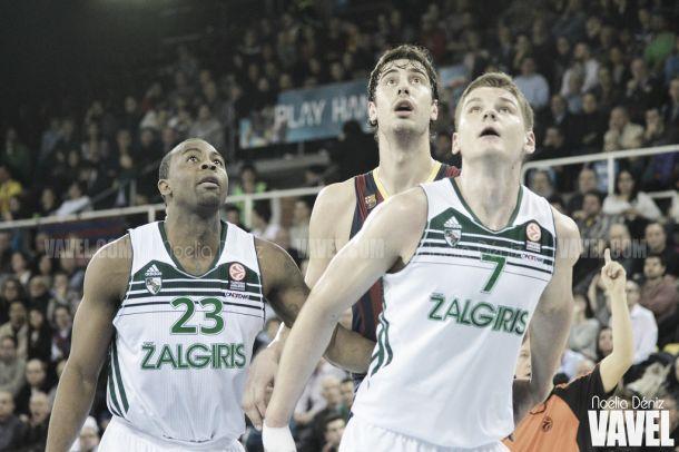 Zalgiris Kaunas - FC Barcelona: en busca del líder perdido