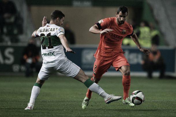Elche 0-4 Barcelona: Barcelona roll Elche to qualify for quarterfinals of Copa Del Rey