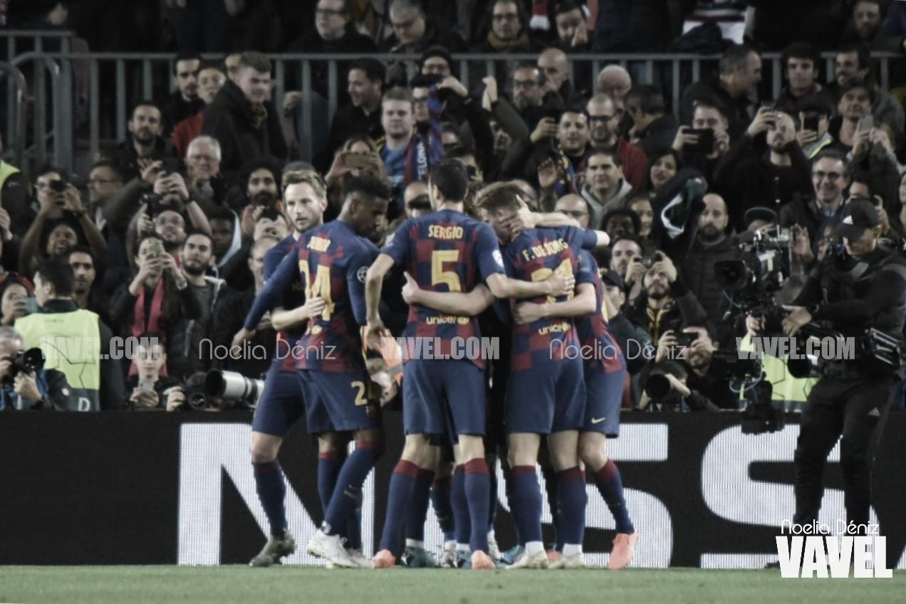 Análisis de los posibles rivales del Barcelona
