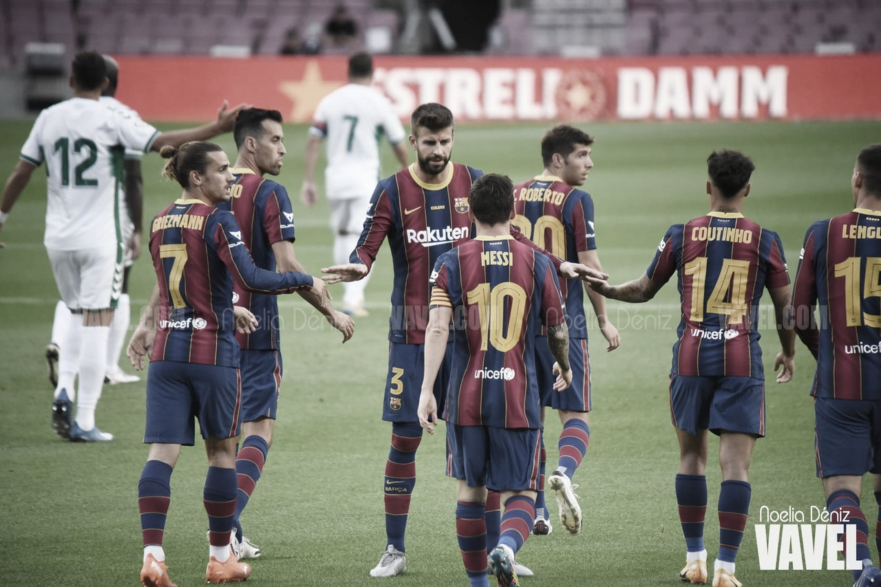 Análisis post: Ansu Fati lidera el nuevo Barça