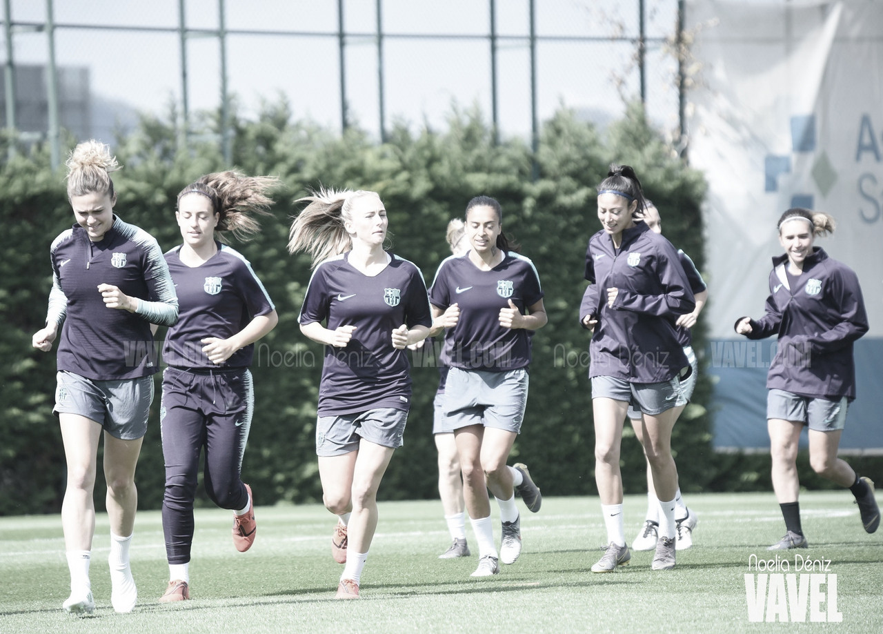 Penúltima sesión de entrenamiento antes de recibir al Bayern de Munich