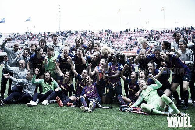 El Barça, a por su primera UEFA Women's Champions League