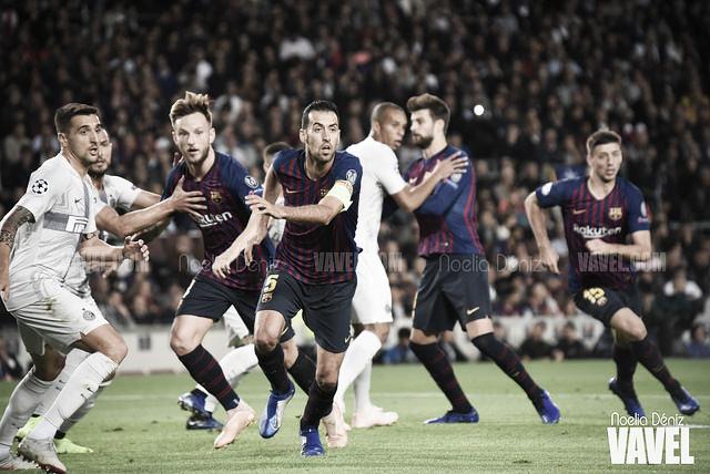 Medidas tomadas entre Barcelona e Inter de Milán