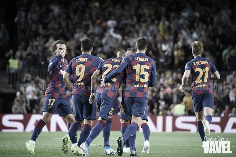 Barcelona vs Osasuna en vivo y en directo en Liga Santander 2020