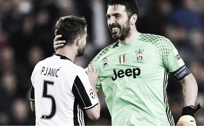 Barça-Juve 0-0 le pagelle bianconere mostruoso Pjanic! Bonucci e Chiellini un muro