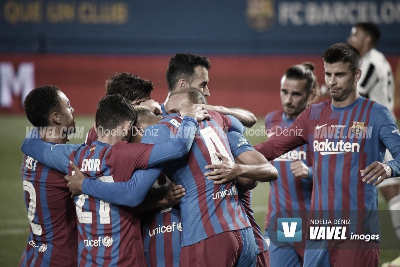 Previa Barcelona vs Levante: a salir del pozo