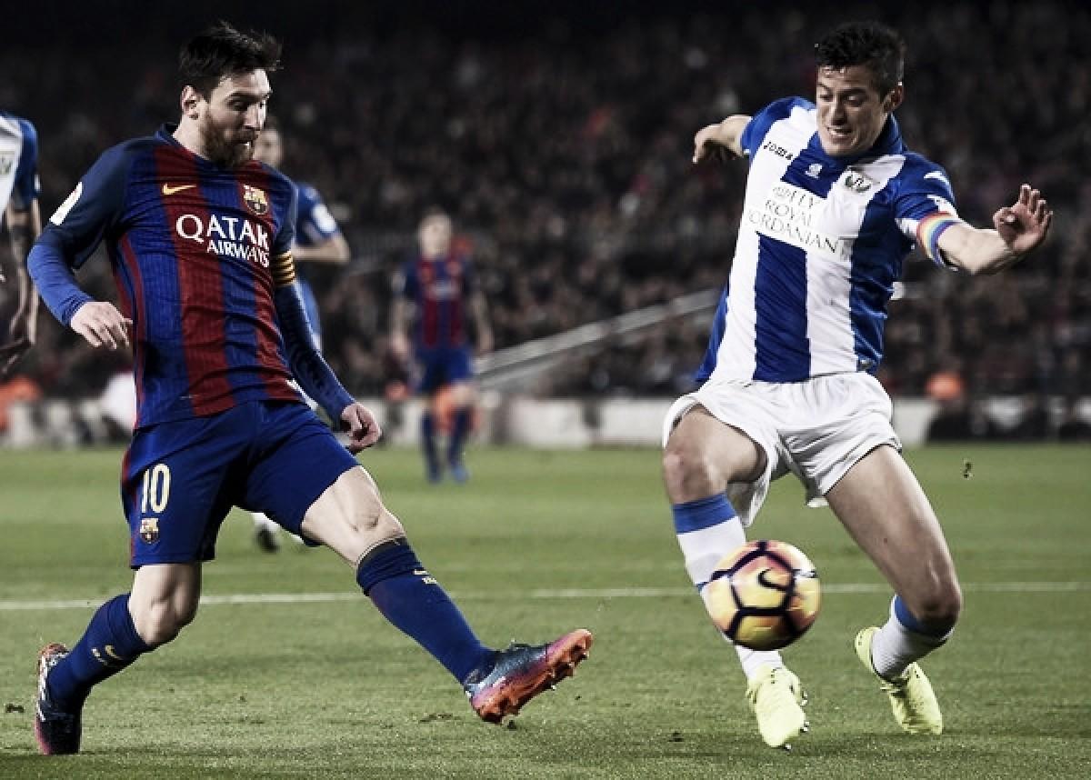 En busca de asaltar el Camp Nou