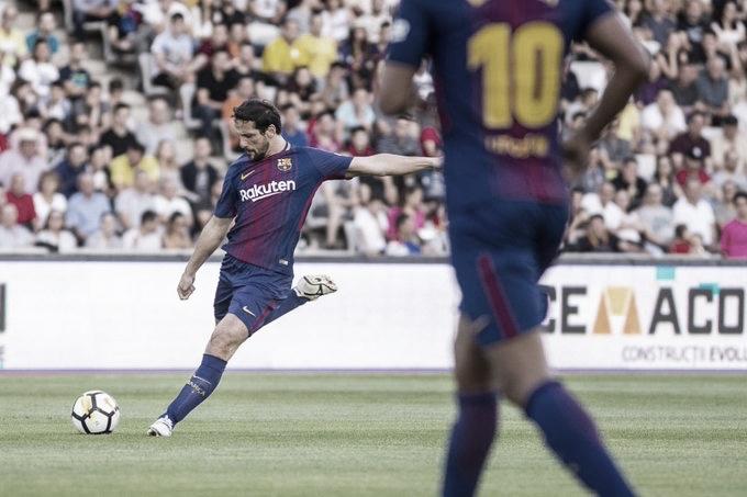 Primer partido de la temporada para los Barça Legends