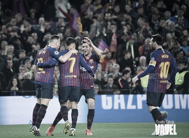Resumen Barcelona vs Real Sociedad (2-1)