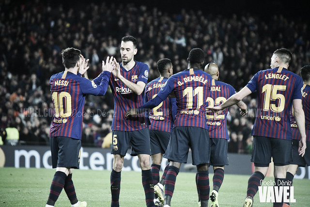 Resumen Villarreal vs Barcelona (4-4)